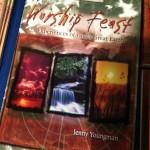 Worship Feast Outdoors